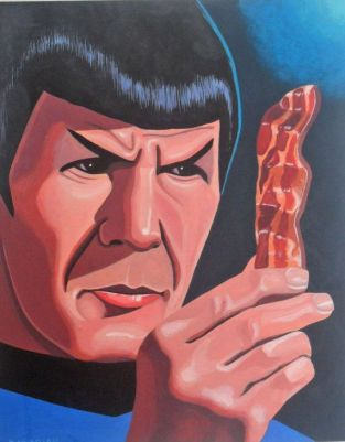 Spock Space Sausage